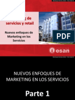 Marketing de Servicios Moderno