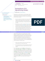 Https Msdn Microsoft Com en-us Library Polymorphism (C# Programming Guide)