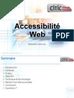 Accesibilité