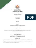 ATPS auditoria