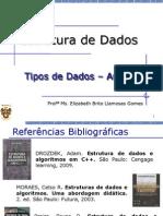 Aula 01 - Tipos de Dados