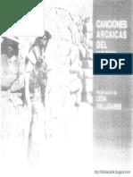 Leda Valladares - Canciones Arcaicas Del Norte Argentino