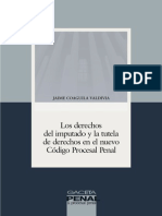 Derechos Del Imputado-Jaime Coaguila Valdivia