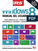 Windows 8. Manual Del Usuario