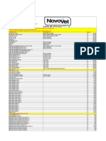 Lista de Precios Medicamentos e insumos Veterinarios 2015