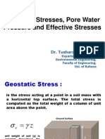 Pore Pressure-Engineering Geology