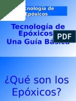 Tecnología de Epóxicos. Una Guía Básica