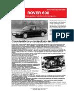 Manual Electrico Rover 600