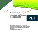 Preguntas Frecuentes ISO 9001:2008