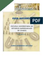 GD 2001-2002 Empresariales Oviedo