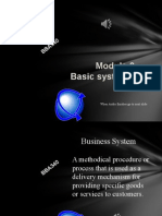 BBA340 Module 2 System Theory