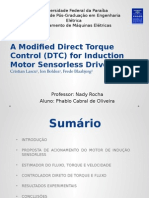 A Modified Direct Torque Control (DTC) for Induction Motor Sensorless Drive.pptx