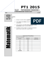 2015 Matematik form 1