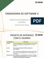 Projeto de Interface Com o Usuário