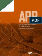 App-Asociacion Publico Privada Caf America Latina-Aprendiendo de La Experiencia