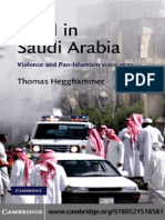 Thomas Hegghammer-Jihad in Saudi Arabia_ Violence and Pan-Islamism Since 1979 (Cambridge Middle East Studies) -Cambridge University Press (2010)