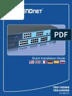 manual de usuario trendnet 24 puertos
