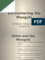 encountering the mongols