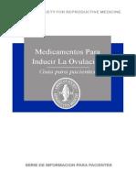 Medicamentos Para Inducir La Ovulacion Rev 11-7-12