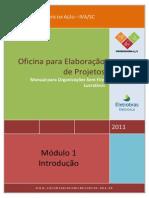 Oficina para Elaboração de Projetos