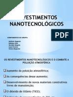 Revestimentos Nanotecnológicos
