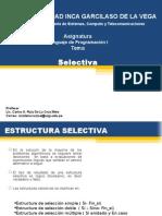 Clase 2 Selectiva