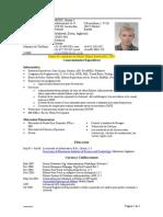 CV Simon Mudd