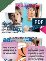 T. Lenguaje Autismo y R.M