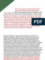 Areza the Myofascial Release Manual