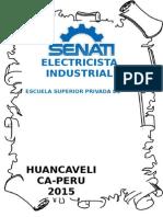 Caratula Electricista Industrial