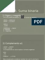 Parte 5 Suma Binaria Maria Barrada