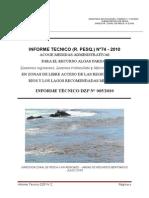 informe sobre algas pardas
