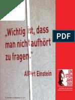 Albert Einstein Year