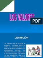 9 - los valores