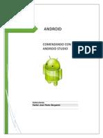 Comenzando Con Android Studio