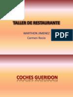 COCHES GUERIDON