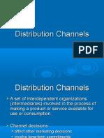Dstribution Channels