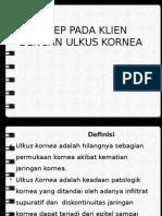 Askep Ulkus Kornea