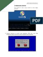 Cara Instal OSS CentOS