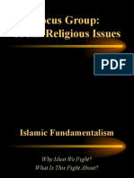 Terrorism Radical Islamic Fundamentalists