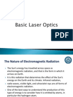 Basic Laser Optics