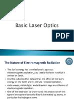 Basic Laser Optics