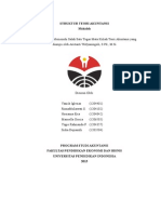TA Struktur Teori Akuntansi Kelompok 1