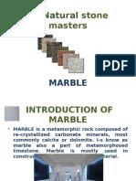 Natural Stone Master-marble