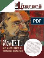 Revista Zona Literar Nr 10 Octombrie 2015