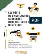 Les défis de l'agriculture connectée dans une économie numérique