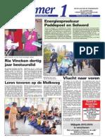Wijkkrant Nummer1 November 2015