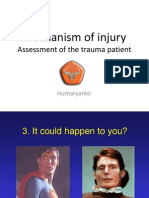 Mekanisme Trauma Slide