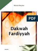 Dakwah Fardiyah - Mustafa Masyhur