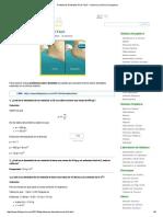 Problemas Densidad, Nivel Fácil ~ Quimica _ Quimica Inorganica